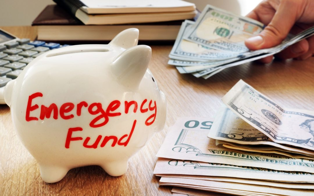 How much is enough to save for a financial emergency?
