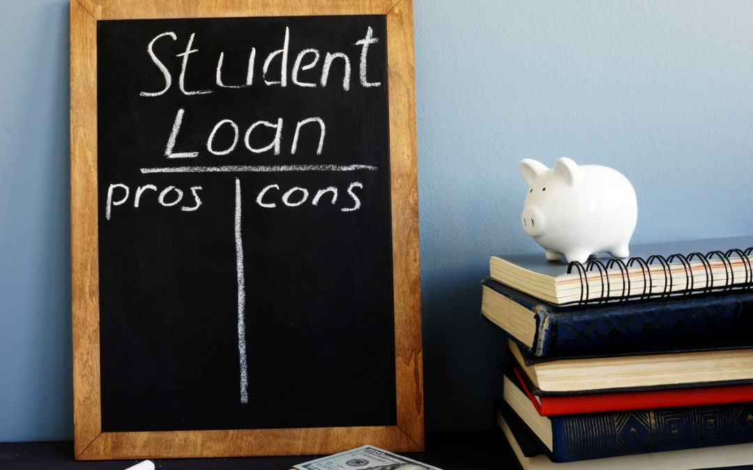 Refinancing vs. consolidating student loans