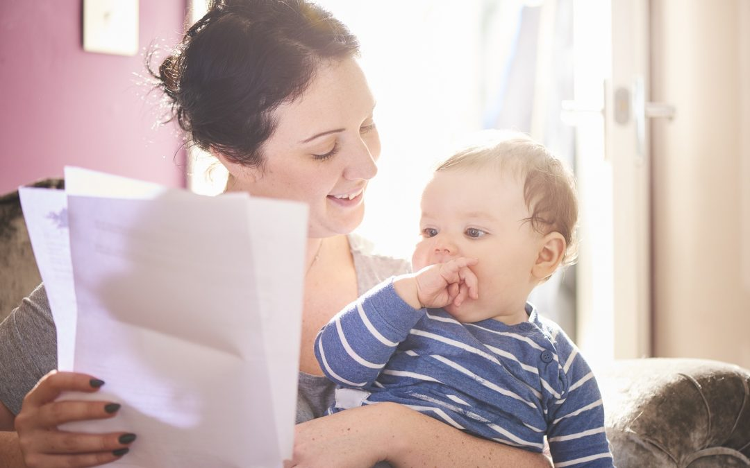 5 crucial things a new parent needs to know about estate planning