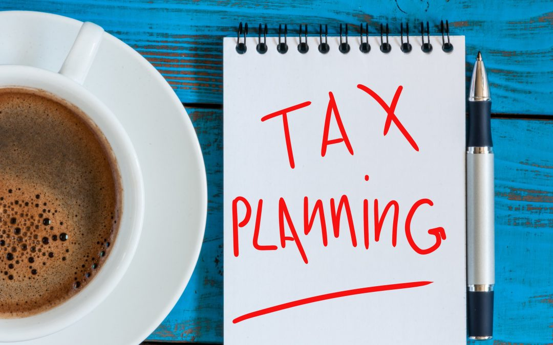 The self-employed person's guide to tax planning