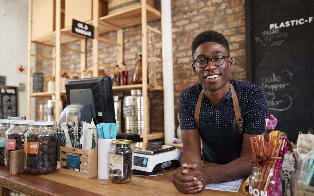 Starting a business? Tackle these 5 tasks first