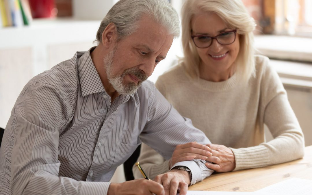 Use a reverse mortgage for long-term care