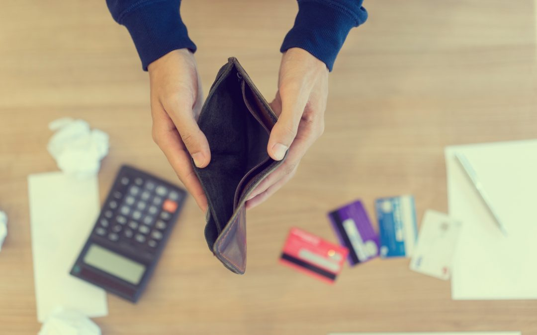 Living paycheck to paycheck? How to cope with financial stress