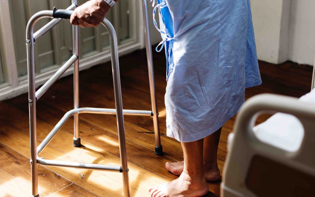 Government programs for long-term care
