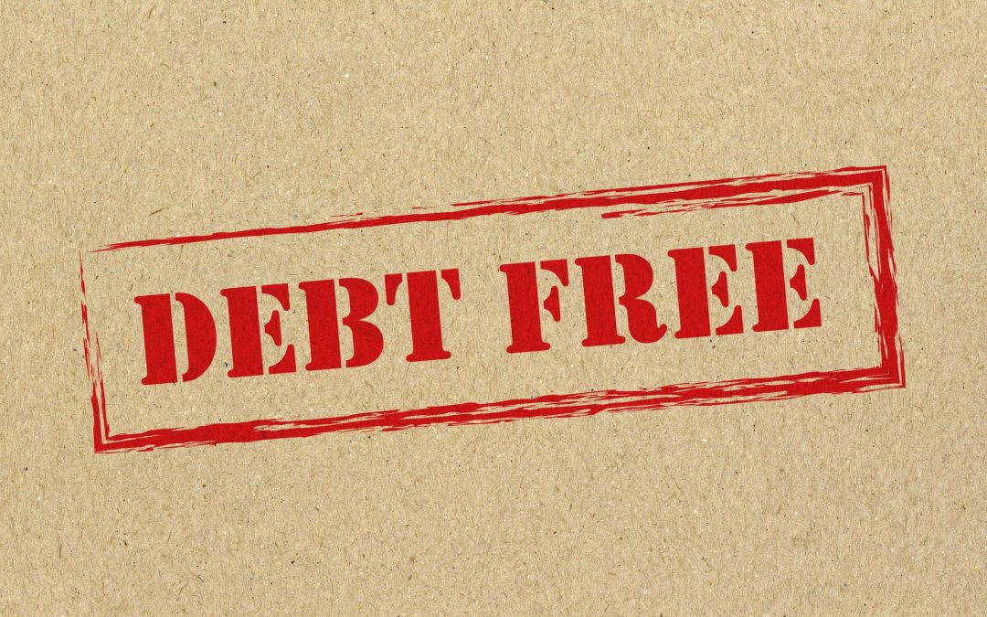 How to become debt-free on a low salary