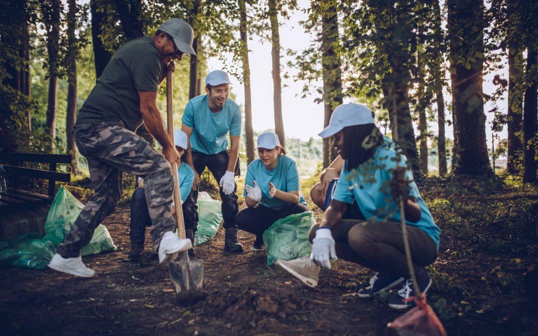 How volunteering can help you grow in your career