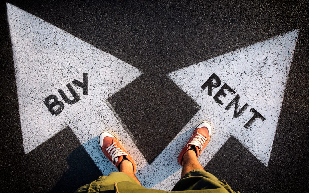 Does 'it's better to buy than rent' always apply?